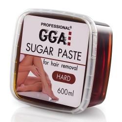 паста для шугаринга GGA Professional (HARD) 600