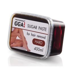 Жесткая паста для шугаринга GGA Professional (HARD)