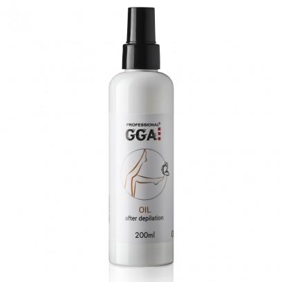Масло после дипиляции GGA Professional