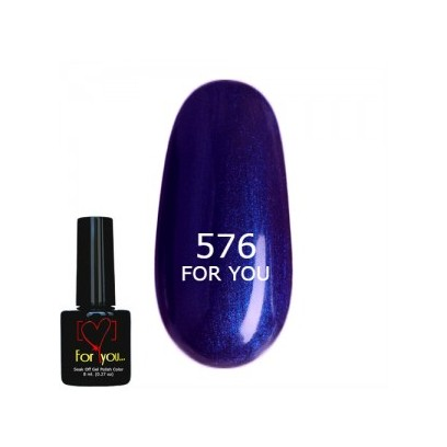 гель лак For You № 576