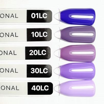 Стартовый набор для наращивания гелем iGeL и покрытия лаком Kodi с LED лампой 48 Вт