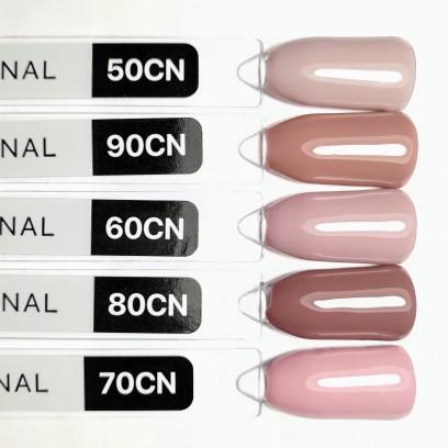 Hабор для наращивания ногтей гелем iGeL и покрытия гель-лаком Kodi с LED лампой San5 и фрезером DM-211