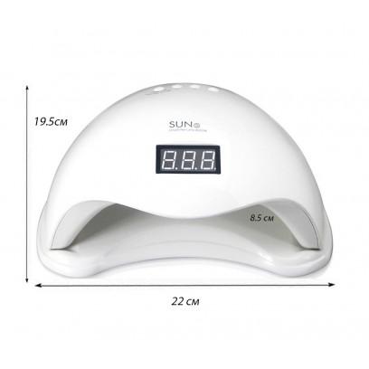 Лампа для сушки геля и гель лака 48W LED UV SUN5