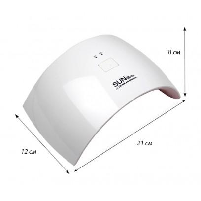 Гибридная лампа SUN 9C PLUS UV+LED 36W