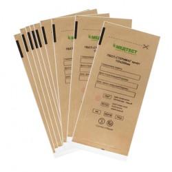 Крафт пакеты для стерилизации и хранения инструмента 75х150 мм 100 шт