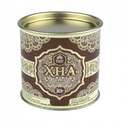 Хна Grand Henna для покраски бровей и ресниц шоколадно-коричневый 30 г
