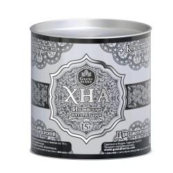 Хна Grand Henna для покраски бровей и ресниц черный 15 г